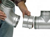 Почему воздуховоды из оцинкованной стали так популярны