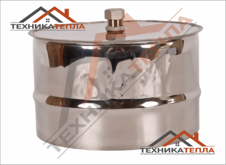 Заглушка Термо с конденсатоотводом тип1